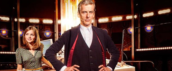 """Hodderscape: Doctor Who """"Deep Breath"""" review"""